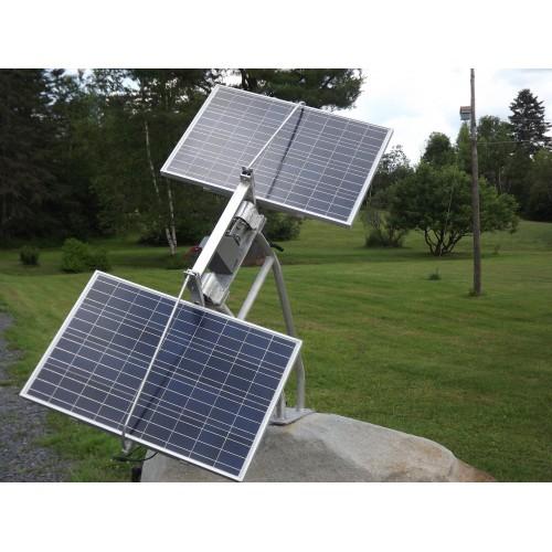 poursuite solaire automatique